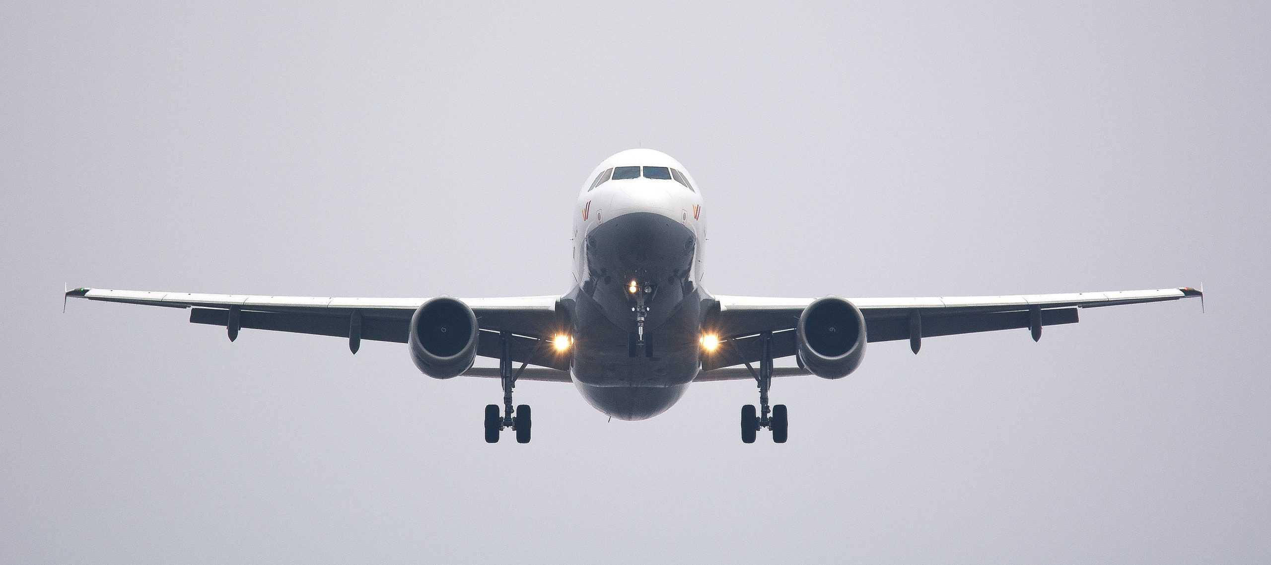 CDC warns against air traveling